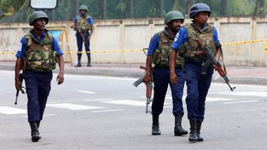 श्रीलंका में हुए सीरियल ब्लास्ट के बाद मस्जिद के पीछे बरामद हुआ विस्फोटक