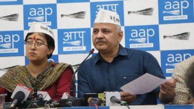 लोकसभा चुनाव 2019: प्रेस कॉन्फ्रेंस में रोने लगीं AAP प्रत्याशी आतिशी, गौतम पर लगाया 'गंभीर' आरोप