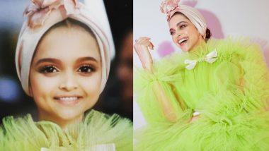 दीपिका पादुकोण के कांस लुक से प्रभावित हुए पति रणवीर सिंह ने सोशल मीडिया पर शेयर की एक्ट्रेस की यह क्यूट तस्वीर