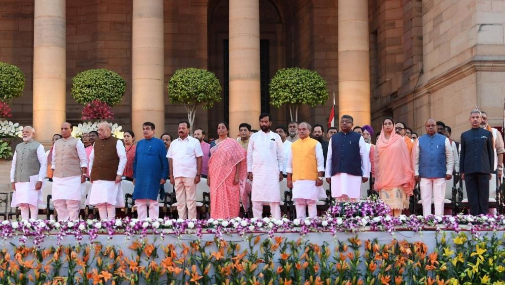Modi Cabinet 2.0: जानें साल 2014 से कितना अलग है इस बार का मोदी कैबिनेट