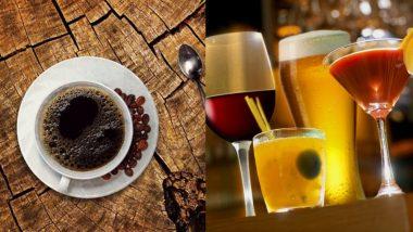 स्वाद के लिये नहीं बल्कि रोमांच के लिये कॉफी और बीयर पीना पसंद करते हैं लोग
