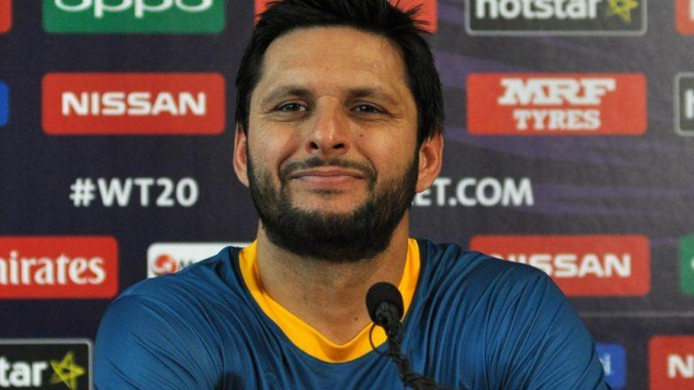 शाहिद अफरीदी अबू धाबी टी-10 लीग में कलंदर्स टीम के लिए खेलेंगे