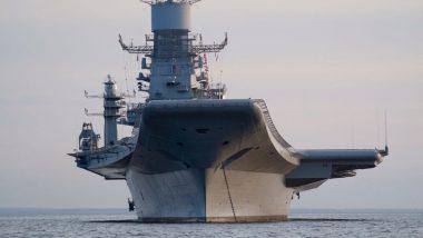भारतीय नौसेना ने दक्षिण चीन सागर में दिखाया दमखम, INS कोलकाता और INS शक्ति के साथ किया नेवल ड्रिल