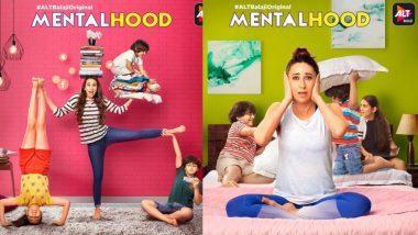 करिश्मा कपूर नए शो 'मेंटलहूड' के साथ कर रहीं हैं वापसी