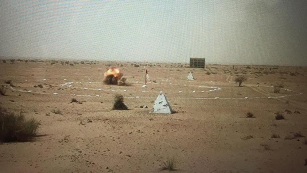 DRDO ने पोखरण में 500 किलोग्राम के स्वदेशी बम का किया सफल परीक्षण