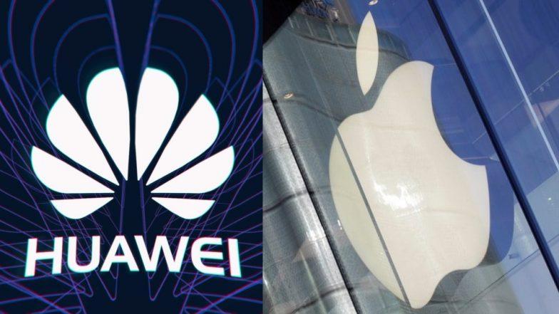 एप्पल को पछाड़ कर हुआवेई बनी स्मार्टफोन बेचने वाली दूसरी सबसे बड़ी कंपनी