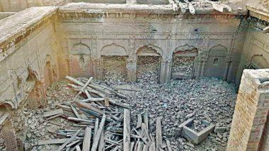 गुरु नानक महल में तोड़फोड़: जानें पाकिस्तान में बने इस ऐतिहासिक धरोहर का महत्व, जिसकी अस्मिता से लुटेरों ने किया खिलवाड़