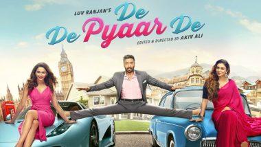 De De Pyaar De Quick Movie Review: अजय देवगन और रकुल प्रीत की शानदार केमिस्ट्री, कॉमेडी से भरपूर है पहला हाफ