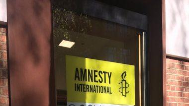 दुबई: एमनेस्टी इंटरनेशनल मानवाधिकार संगठन ने की यमन विद्रोहियों द्वारा पत्रकारों को हिरासत में रखने की निंदा