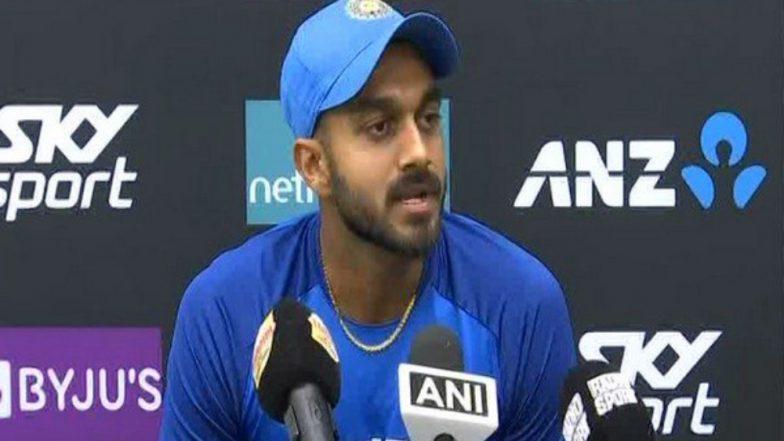 ICC World Cup 2019: विजय शंकर को अभ्यास के दौरान दाहिने कंधे में लगी चोट, भारत के लिए चिंता