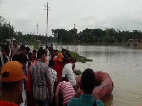 महाराष्ट्र: भारी बारिश की वजह से गढ़चिरौली मुख्यालय से टूटा भामरागढ़ का संपर्क, कई इलाके डूबे