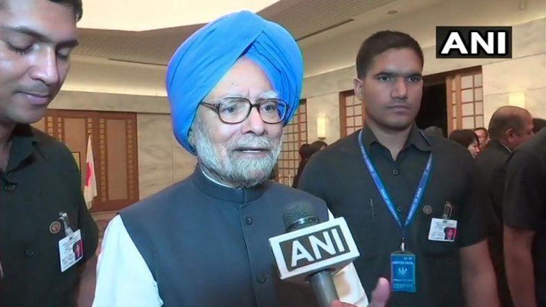 पूर्व प्रधानमंत्री डॉ. मनमोहन सिंह ने कहा- लंबे समय तक आजादी का चला जाना कोई छोटी-मोटी कीमत नहीं होती है