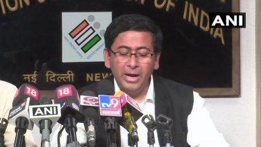 बंगाल में चुनाव आयोग का बड़ा फैसला, कल रात 10 बजे से चुनाव प्रचार पर रोक लगाई, कोलकाता पुलिस कमिश्नर को हटाया