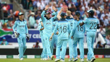 ENG vs NZ, ICC CWC 2019 Final: इंग्लैंड के गेंदबाजों का शानदार प्रदर्शन, न्यूजीलैंड ने रखा 242 रन का लक्ष्य