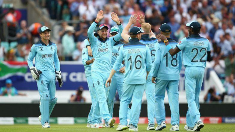 ENG vs NZ, CWC 2019: न्यूजीलैंड की टीम को 119 रनों से मात देते हुए सेमीफाइनल में पहुंची मेजबान टीम इंग्लैंड, जॉनी बेयरस्टो को मिला मैन ऑफ द मैच