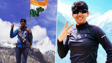 भारत की बेटी अनिता कुंडू ने तीसरी बार माउंट एवरेस्ट पर फहराया तिरंगा