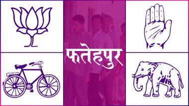 फतेहपुर लोकसभा सीट 2019 के चुनाव परिणाम: बीजेपी से साध्वी निरंजन ज्योति आगे, बीएसपी नंबर 2 पर