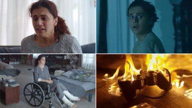 Game Over Teaser: तापसी पन्नू की फिल्म के टीजर को देखकर खड़े हो जाएंगे आपके रोंगटे, देखें वीडियो