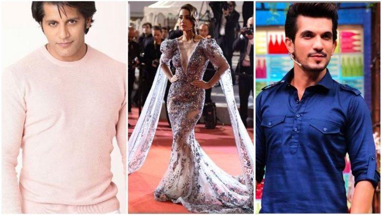 Cannes Film Festival 2019:पत्रकार ने उड़ाया हिना खान का मजाक तो भड़केअर्जुन बिजलानी-करणवीर बोहरा, सरेआम लगाई फटकार