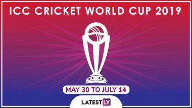 ICC Cricket World Cup 2019 Semi-Final Prediction: सेमी फाइनल तस्वीर हो रही है साफ, भारत के आलावा ये 3 टीम रेस में