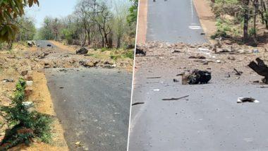महाराष्ट्र: गढ़चिरौली में नक्सलियों ने किया IED ब्लास्ट, 16 कमांडो शहीद, मुठभेड़ जारी