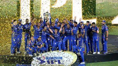 IPL 2019 Final: मुंबई इंडियंस की शानदार जीत पर जमकर झूम रहा बॉलीवुड, ट्विटर पर दी बधाई!