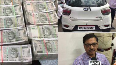 मध्यप्रदेश: इंदौर में पुलिस बड़ी कार्रवाई, कार से 86 लाख रुपये बरामद किए, इनकम टैक्स विभाग जांच में जुटी