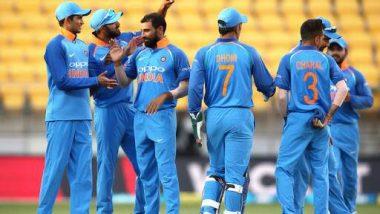 IND vs WI, CWC 2019: भारत ने वेस्टइंडीज को 125 रनों से दी करारी शिकस्त, शमी ने एक बार फिर बरपाया कहर