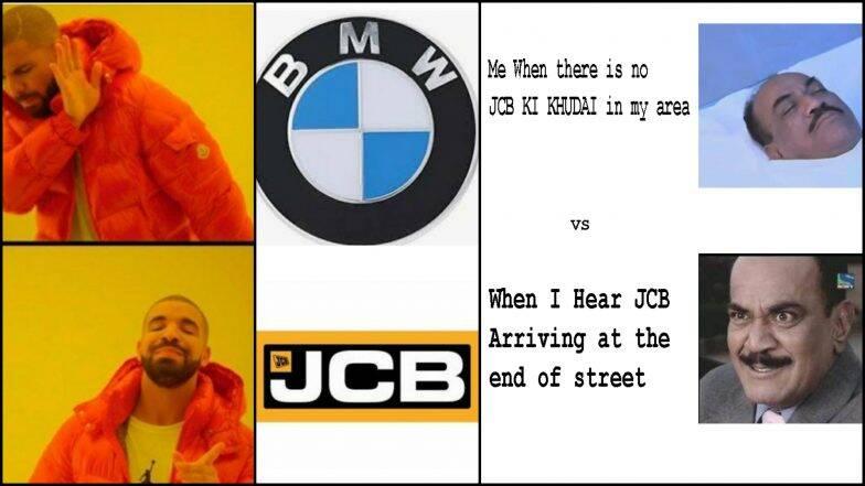 'जेसीबी की खुदाई' Video सोशल मीडिया पर हुआ ट्रेंड, जाने क्यों हुए मजेदार #JCBKiKhudayi Memes वायरल