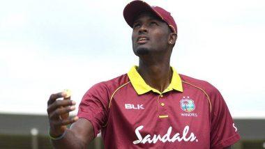 WI vs AFG, CWC 2019: वेस्टइंडीज के कप्तान जेसन होल्डर ने टॉस जीतकर पहले बल्लेबाजी करने का फैसला लिया