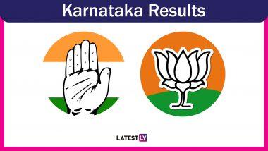 Lok Sabha Election Results 2019: कर्नाटक की सभी सीटों पर हुए चुनाव के परिणाम और विजयी उम्मीदवारों के नाम