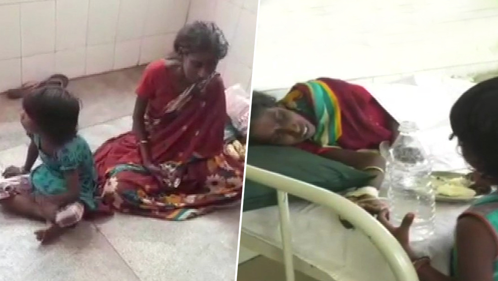 ये खबर रुला देगी: बीमार मां के लिए 6 साल की बच्ची जब लोगों से भीख मांगने लगी