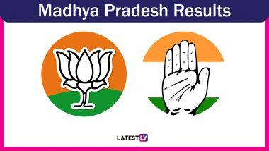 लोकसभा चुनाव 2019 नतीजे: रूझानों में मध्य प्रदेश की 28 सीटों पर खिला कमल, कांग्रेस फिर हुई पस्त!