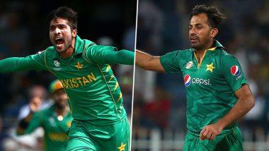 ICC Cricket World Cup 2019: PCB ने आबिद अली और जुनैद खान को दिखाया बाहर का रास्ता, वहाब रियाज और मोहम्मद आमिर को मिला मौका