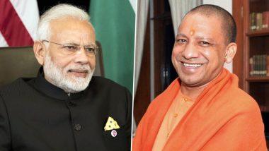 CM योगी ने की PM मोदी की तारीफ, कहा- प्रधानमंत्री के सही फैसलों से कारण भारत में कोरोना से हुई कम मौतें