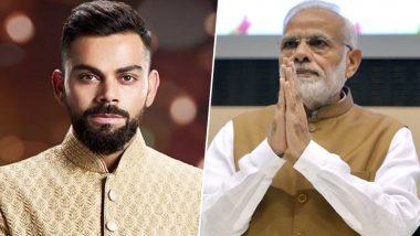 लोकसभा चुनाव 2019: विराट कोहली ने खास अंदाज में पीएम नरेंद्र मोदी को दी बधाई