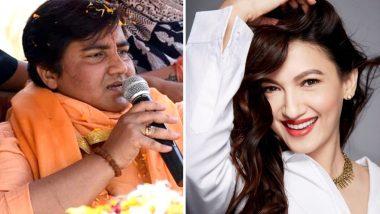 नाथूराम गोडसे को देशभक्त बताकर फंसी प्रज्ञा सिंह ठाकुर, अब गौहर खान ने ट्विटर पर कसा तंज!