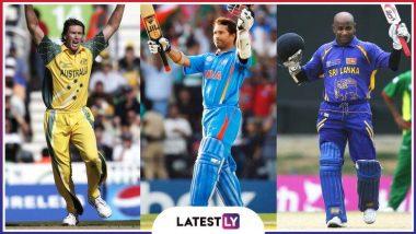 ICC Cricket World Cup 2019: देखिये एक नजर में 1992 से 2015 तक रहे सभी 'मैन ऑफ द टूर्नामेंट' खिलाड़ियों के नाम