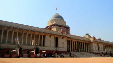 राष्ट्रपति भवन में 250 विशेष अतिथियों को सम्मिलित करने के लिए बनाई गई 'काशी संकुल' गैलरी
