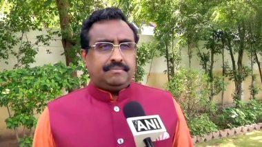 राम माधव ने किया पश्चिम बंगाल में जीत का दावा, कहा- 2014 में जो उत्तर प्रदेश में हुआ था वही 2019 में बंगाल में होगा