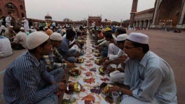 Ramadan 2019: सहरी और इफ्तार में ये चीजें खाएं रोजेदार, भीषण गर्मी में भी रहेंगे फिट और एनर्जी से भरपूर
