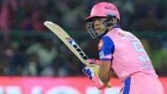 IPL 2021, DC vs RR: राजस्थान रॉयल्स की आधी टीम लौटी पवेलियन, Riyan Parag फिर हुए फ्लॉप
