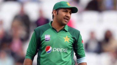 India vs PAK, CWC 2019: भारत से हार के बाद पाकिस्तान के कप्तान सरफराज अहमद ने खिलाड़ियों को दी धमकी