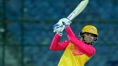Women's T20 Challenge 2019: ट्रेलब्लेजर्स ने सुपरनोवाज को 2 रन से दी मात