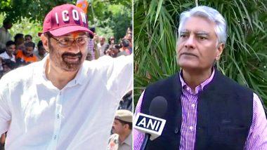 पंजाब कांग्रेस अध्यक्ष सुनील जाखड़ ने पद से इस्तीफा, सनी देओल ने चुनाव में हराया था