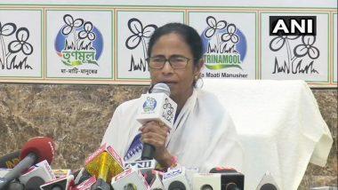 बंगाल में चुनाव प्रचार पर रोक लगाने पर भड़कीं ममता बनर्जी, कहा- 'EC का नहीं ये मोदी-शाह का है फैसला'
