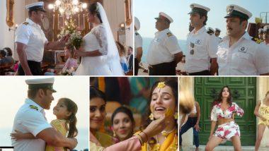 सलमान खान की फिल्म 'भारत' का नया गाना Turpeya हुआ रिलीज, नोरा फतेही ने लगाया हॉटनेस का तड़का