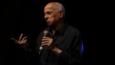 असमर्थ और दिव्यांग लोगों के लिए बेहतर दुनिया की चाह रखते हैं फिल्म निर्माता महेश भट्ट