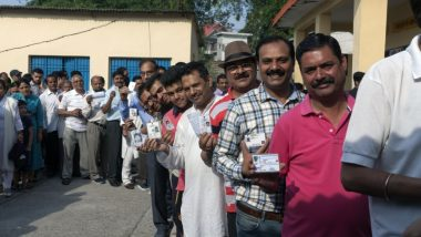 लोकसभा चुनाव 2019 : हिमाचल प्रदेश में 11 बजे तक 13 प्रतिशत मतदान दर्ज