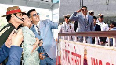 कांग्रेस का पीएम मोदी पर बड़ा हमला, कहा- INS सुमित्रा पर क्या कर रहे थे अक्षय कुमार?
